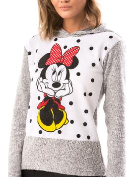 Bluza Dama MinnieDots Gri-2