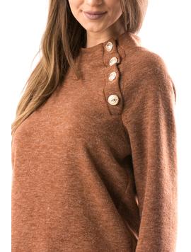 Bluza Dama JoanButtons Maro-2