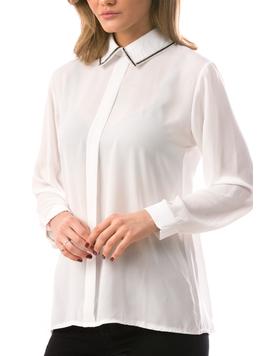 Bluza Dama CristalCollar Alb-2