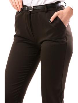 Pantaloni Dama BeltMada Maro-2