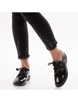 Pantofi DancingFloor Negru-2