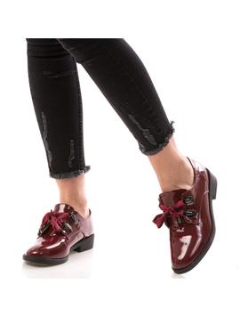 Pantofi DancingFloor Grena-2