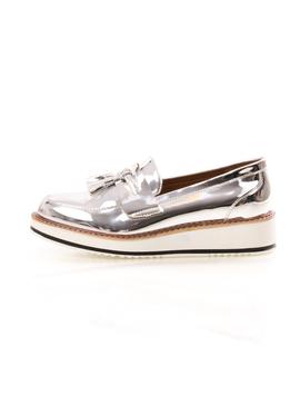 Pantofi Dama HotStep Silver DEP