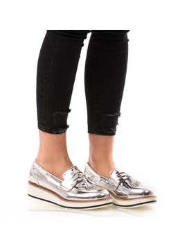 Pantofi Dama HotStep Silver DEP-2