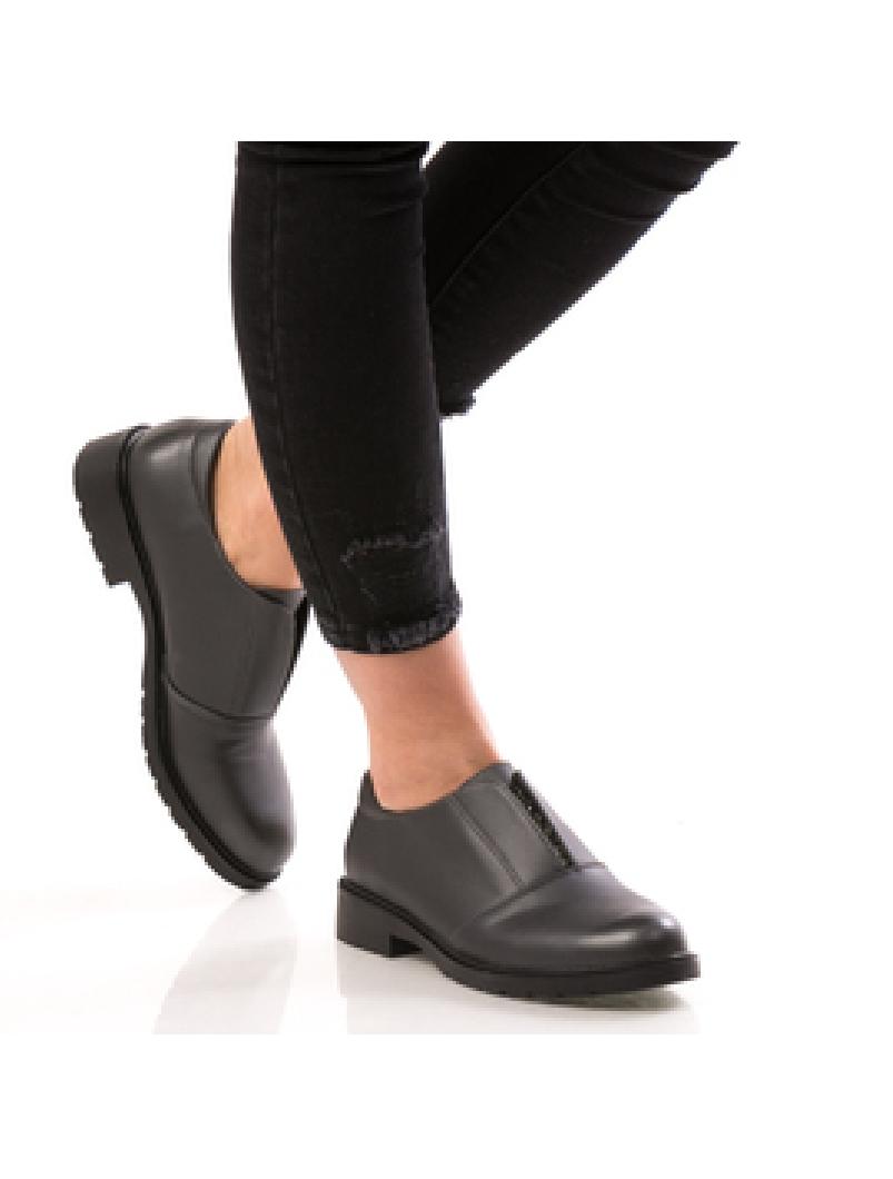 Pantofi Dama LightStep Negru-2