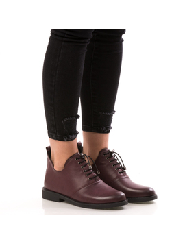 Pantofi Dama LongBack Grena-2