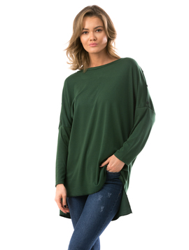 Bluza Dama ButtonsOnHand Verde