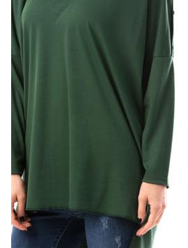 Bluza Dama ButtonsOnHand Verde-2