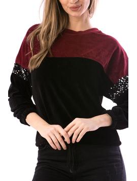 Bluza Dama FineTouch900 Negru-2