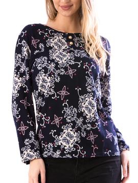 Bluza Dama Tty90 Bleumarin-2
