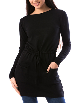 Bluza Dama Stayce56 Negru-2