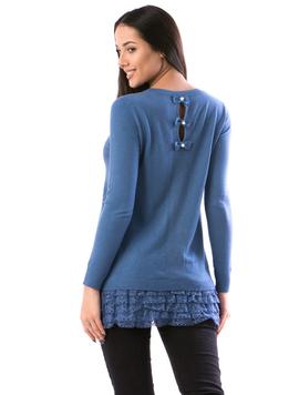 Bluza Dama StrsAnIty12 Albastru