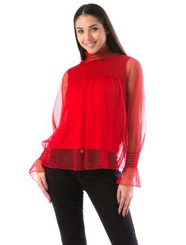 Bluza Dama Trenstty678 Rosu