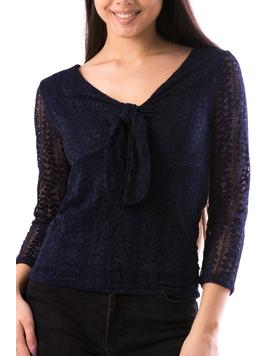 Bluza Dama OnnyOn187 Bleumarin-2