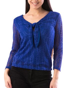 Bluza Dama OnnyOn187 Albastru-2