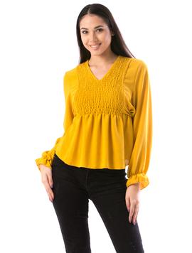 Bluza Dama BizzyTy456 Mustar