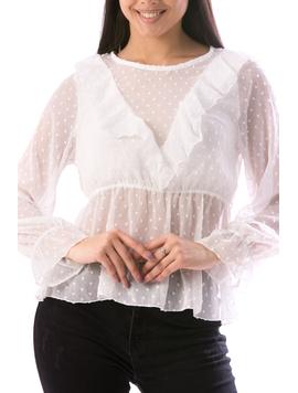 Bluza Dama WhyThy678 Alb-2