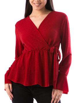Bluza Dama LetParty99 Rosu-2