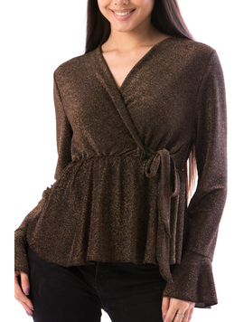 Bluza Dama LetParty99 Caramiziu-2