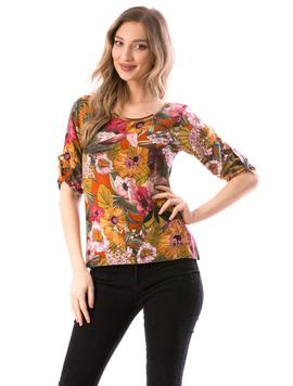 Bluza Dama CussyCrez67 Mustar
