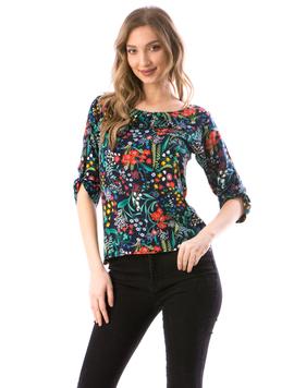Bluza Dama GressyTy679 Bleumarin
