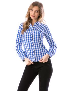 Camasa Dama ViskryTMy556 Bleu