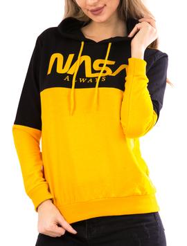 Hanorac Dama NassyA12 Mustar-2