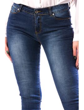 Jeans Dama Syst67 Bleumarin-2