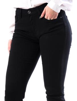 Jeans Dama MishaBlack89 Negru-2