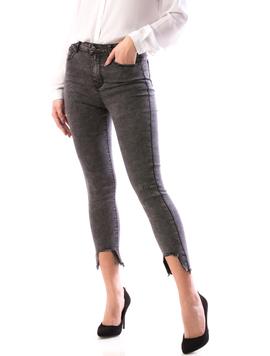 Jeans Dama Ghjy678 Gri