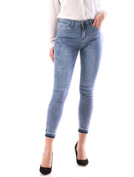 Jeans Dama OzzyTy678 Bleu