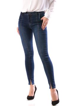 Jeans Dama AinAin89 Bleumarin