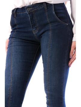 Jeans Dama AinAin89 Bleumarin-2
