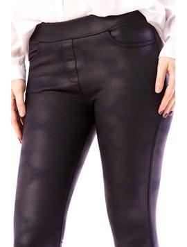 Pantaloni Dama Yut123 Bleumarin-2