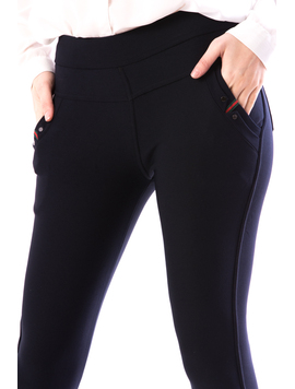 Pantaloni Dama VattyVat14 Bleumarin-2