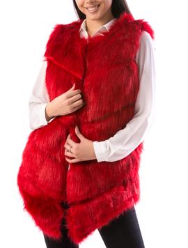 Vesta Dama LuxuryMarry67 Rosu-2