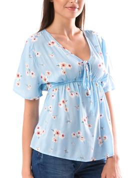Bluza Dama Gemy32 Bleu-2