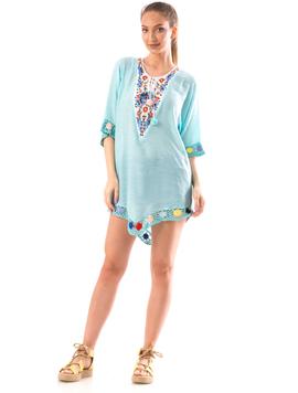 Bluza Dama BrodyTassOne Bleu
