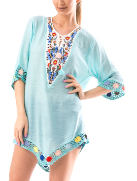 Bluza Dama BrodyTassOne Bleu-2