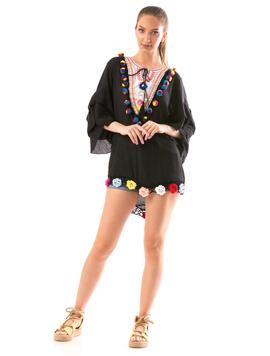 Bluza Dama BrodyMeaw50 Negru
