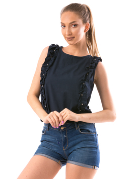 Bluza Dama SmallVolly Bleumarin
