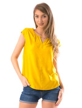 Bluza Dama Nerty45 Mustar