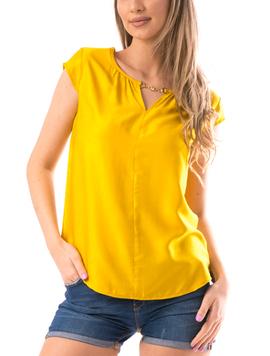 Bluza Dama Nerty45 Mustar-2