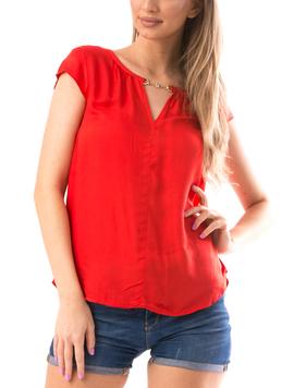 Bluza Dama Nerty45 Rosu-2