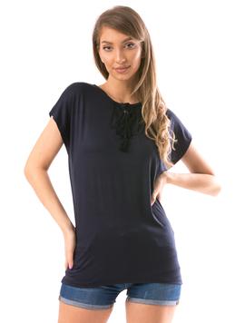 Bluza Dama Ermethy54 Bleumarin