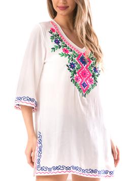 Bluza Dama CrzyYst70 Alb-2