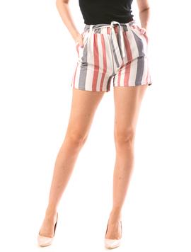 Pantaloni Scurti Dama JustLinesOne Crem