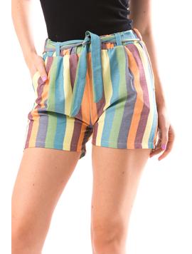 Pantaloni Scurti Dama JustLines Vernil-2