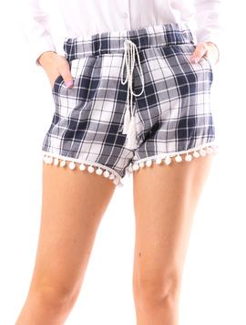 Pantaloni Scurti Dama Cycs12 Bleumarin-2
