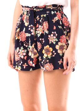 Pantaloni Scurti Dama Emerthy98 Bleumarin-2